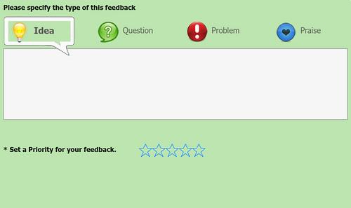 feedback type