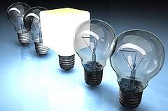 square lightbulb