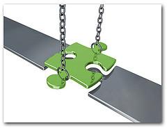 puzzle piece connector
