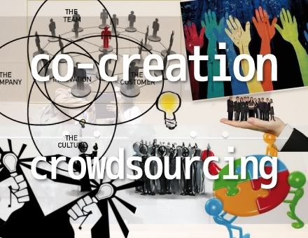 co-creation crowdsourcing