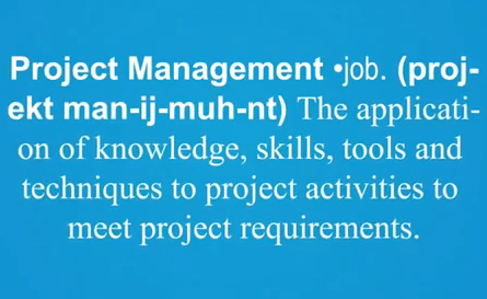 project-management-definition