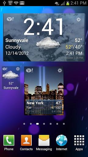 yahoo-weather-app