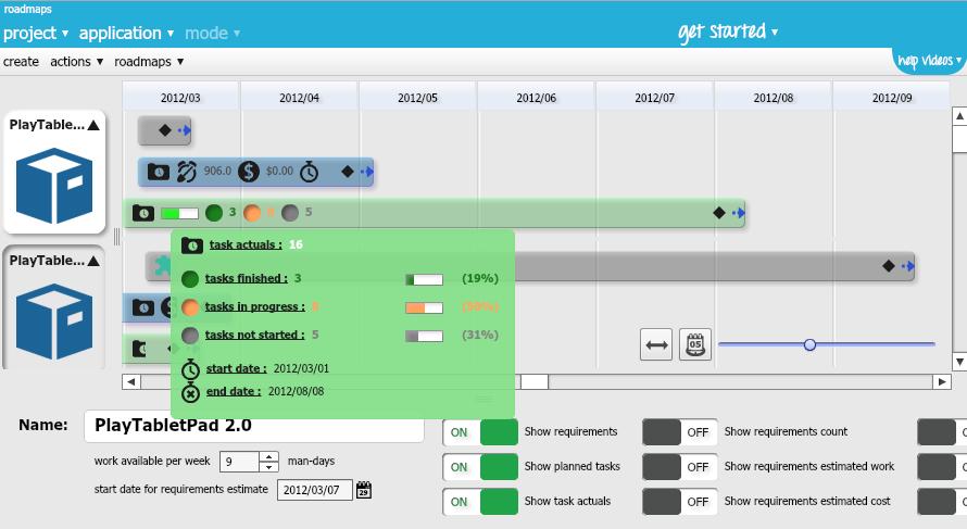 agile-roadmap-planning