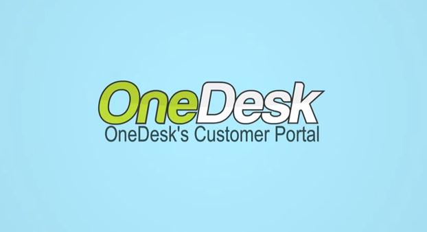onedesk customer portal logo