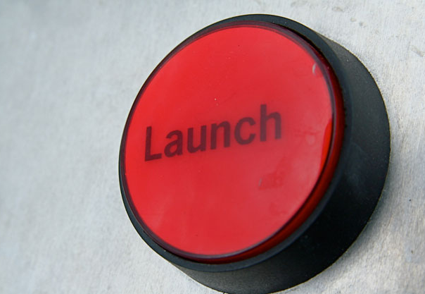 launch red button