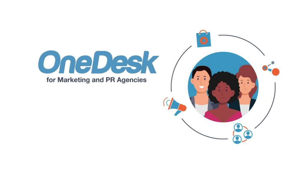 OneDesk for Marketing & PR Firms