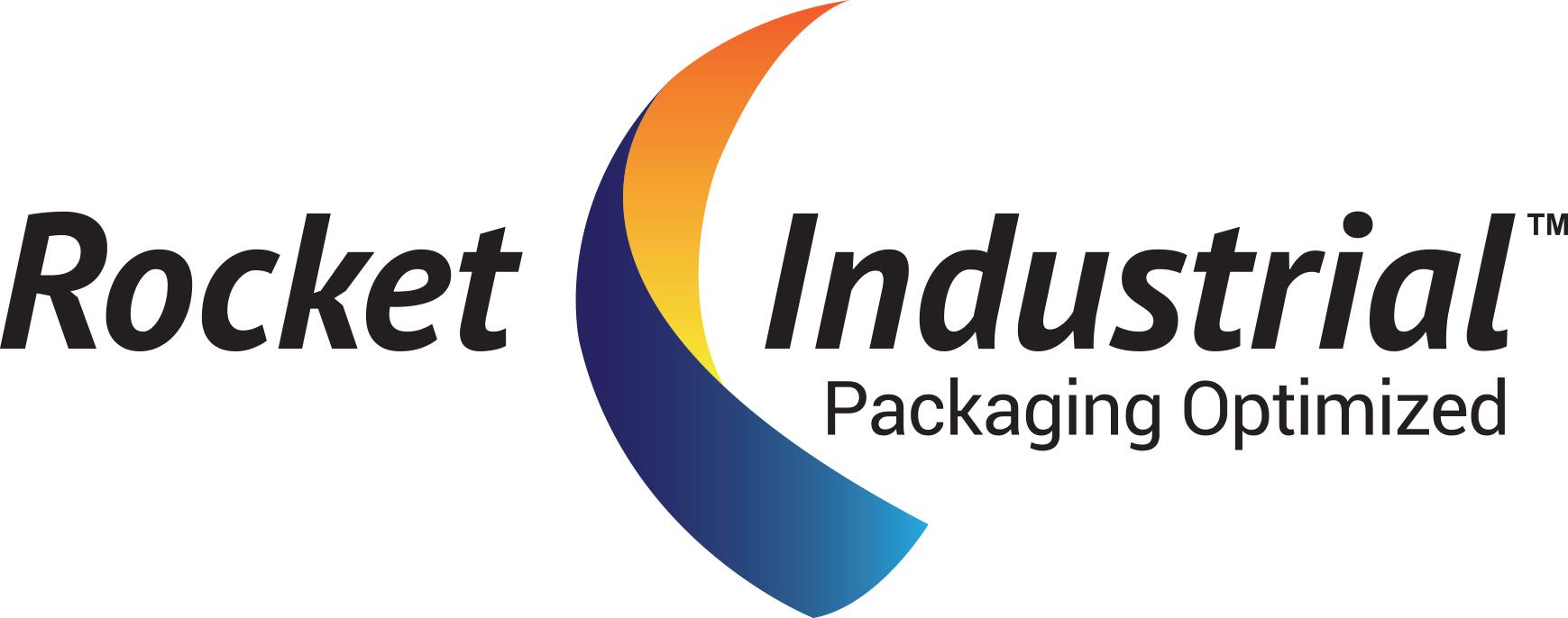rocket industrial logo