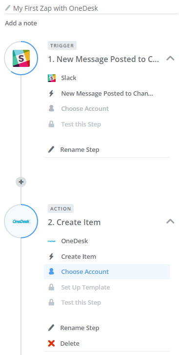 connect a helpdesk for your Slack