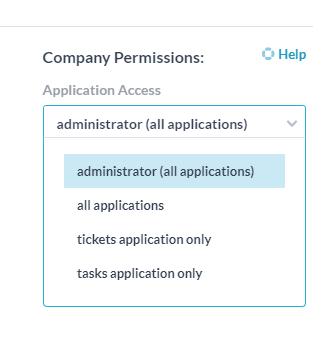 application-access