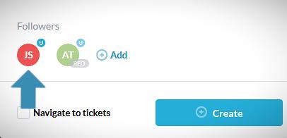 follower dei biglietti