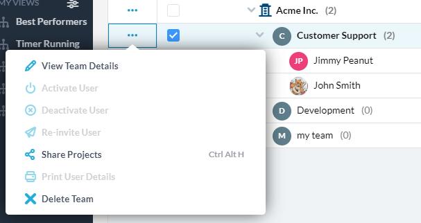 Software per gestire i team