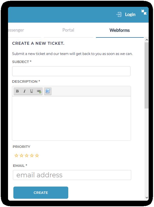 веб-форма