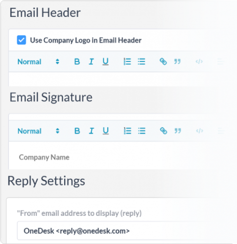 Email Capturing and Responding