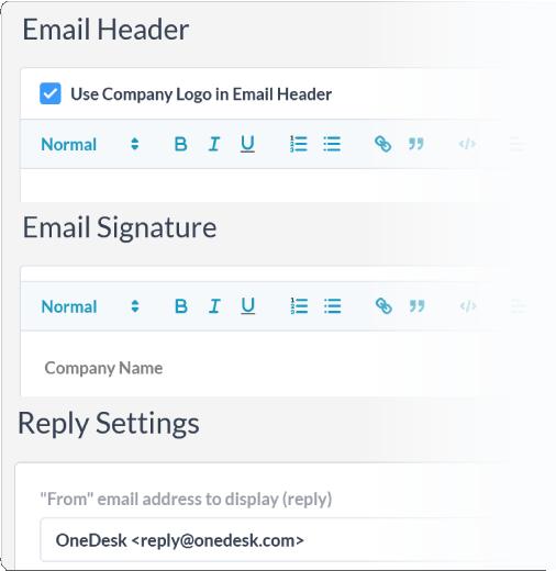 E-mail capturando e respondendo