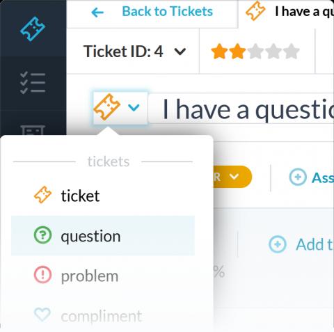 Gestione flessibile dell'interazione con i clienti