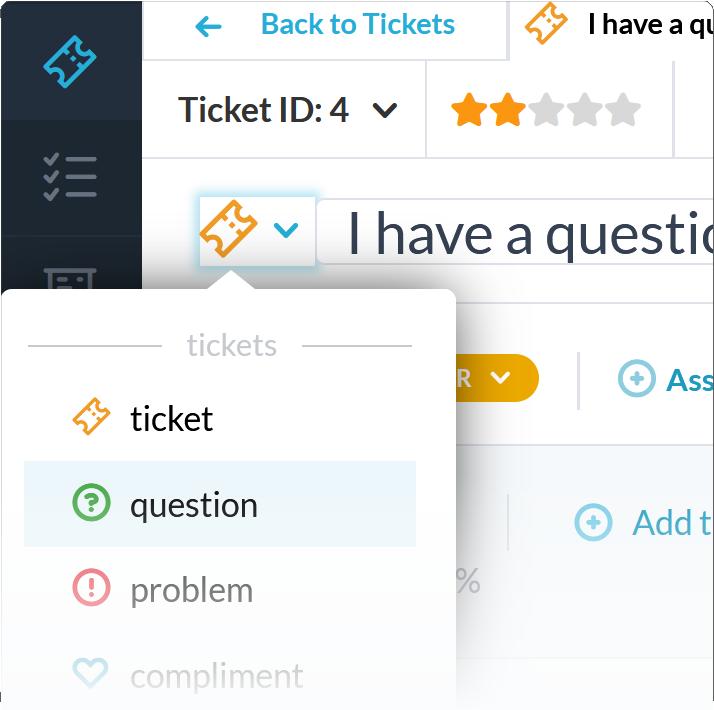 Gestion flexible des interactions client