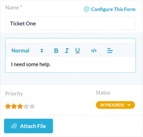 Software per helpdesk