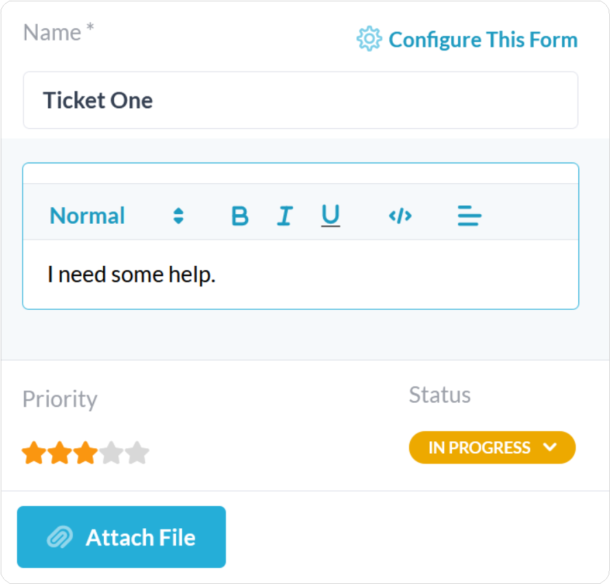 Helpdesk-Software