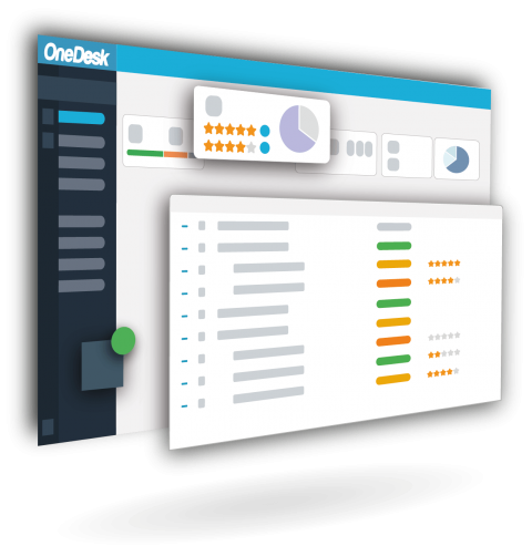 Interface OneDesk