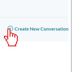 create new conversation