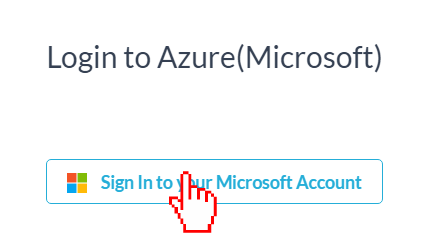 Sign in to your Microsoft Account