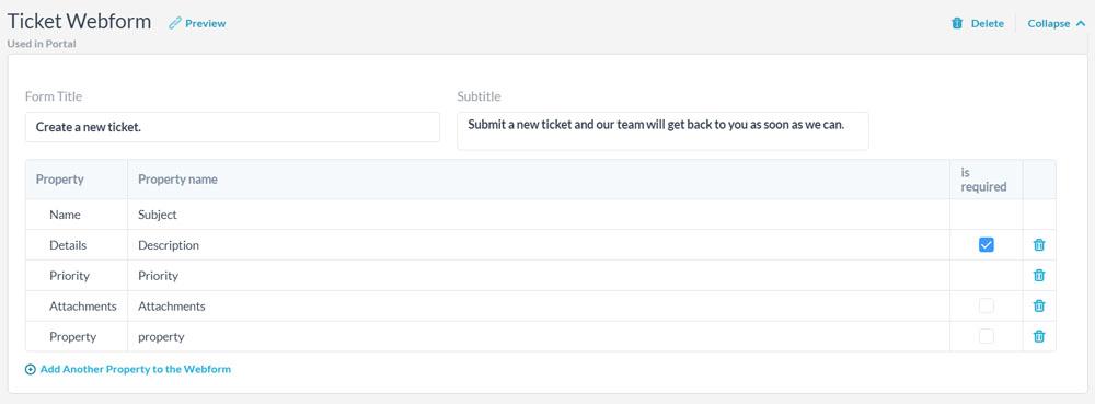 Customizing Ticket & Task Forms