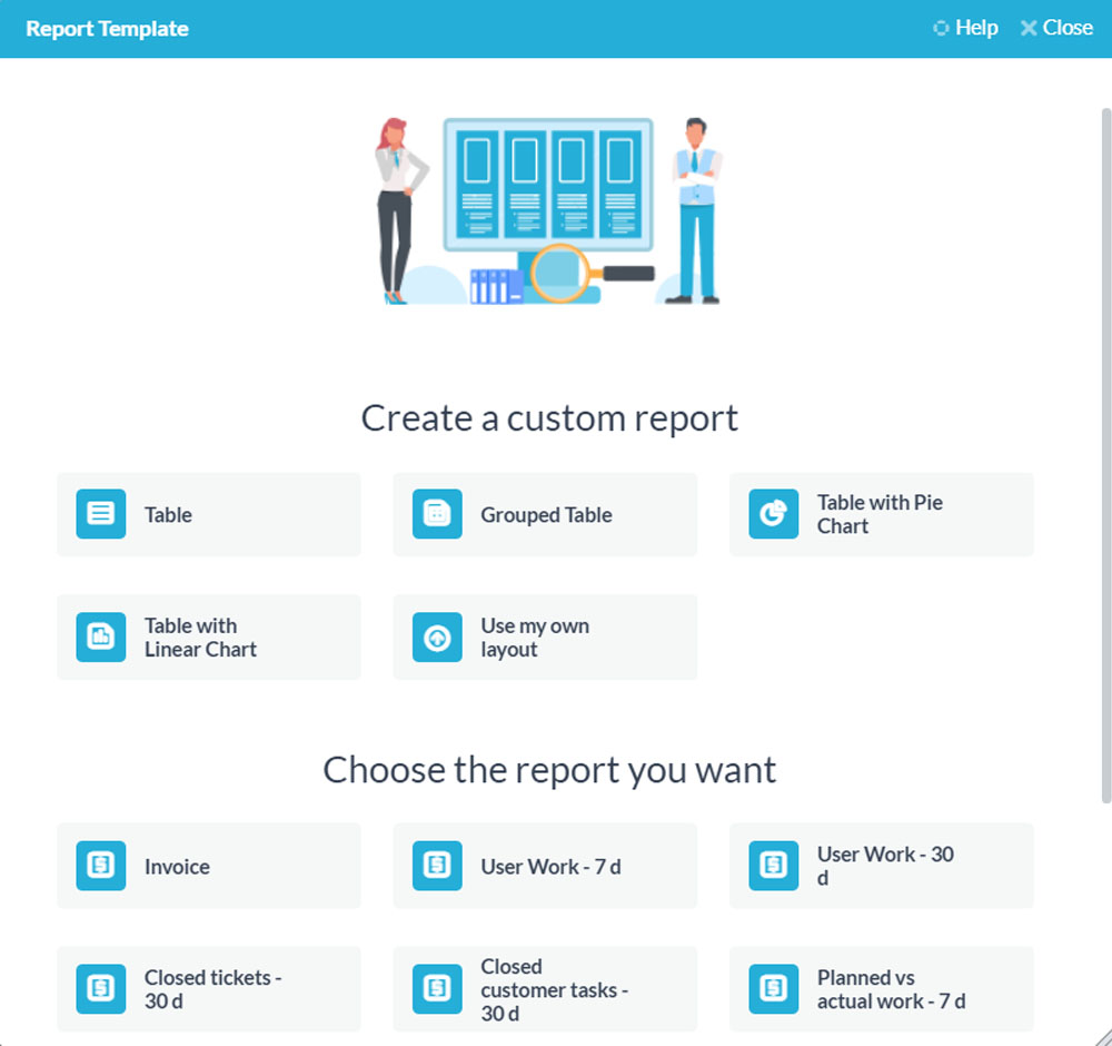 Reports & Report Scheduling